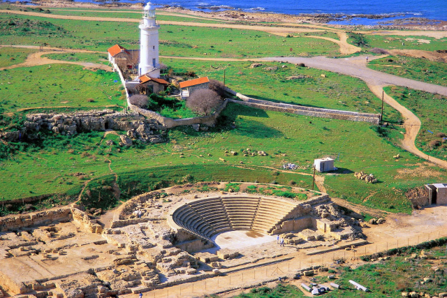 pafos-light-house